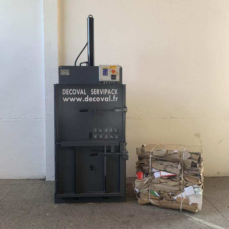 Presse à balles 50 à 60 Kg - V60E